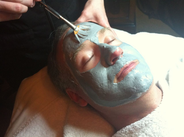 Gentlemen's European Facial